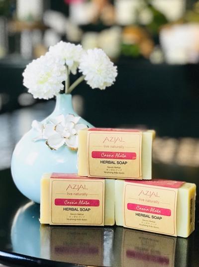 AZIAL-Cassia-Alata_Herbal-Soap