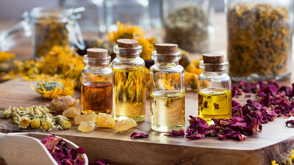 How To Make Your Own Perfume At Home